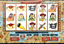 Pirate Empress Slot Machine