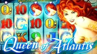 No Download Version Of The Atlantis Queen Slot Machine