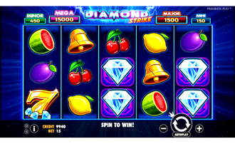 Diamond Strike Slots