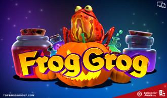 Frog Grog Slot Machine