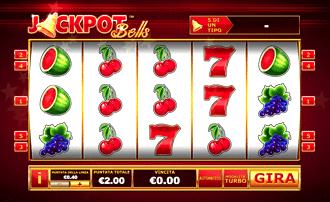 Christmas Jackpot Bells Slot Machine