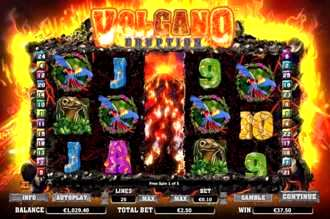 Volcanic Slots Casino Review