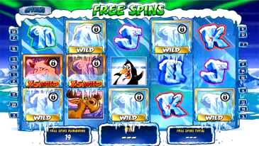 Arctic Adventure Slot