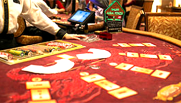 Casino Game Asia Poker