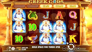 God of Fortune Slot Machine