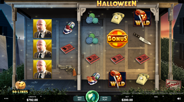 Halloween Horrors Slot Game