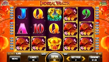 Imperial Dragon Slots Review