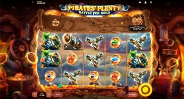 Pirates Plenty Slot Rtp