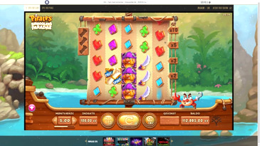 Pirates Smugglers Paradise Slot Machine