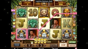 Play Aztec Idols Slot