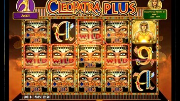 Play Cleopatra Plus