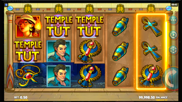 Play Temple of Tut