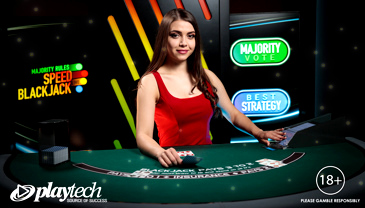 Playtech Live Unlimited Blackjack