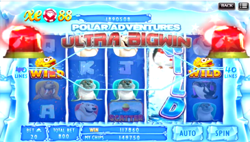 Polar Adventure Slot Machine