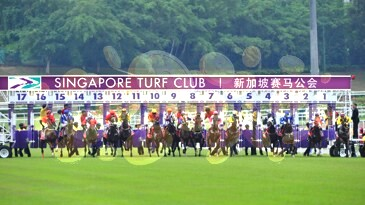 Singapore Horse Racing Live