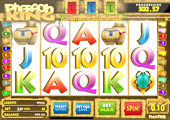 Free Pharaoh King Slot Machine