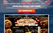 Golden Lion Casino Mobile Download