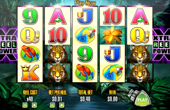 Jaguar Mist Slot
