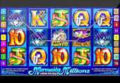 Mermaid Millions Slot Machine