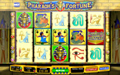 Play Pharaoh's Fortune Slot
