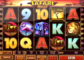 Safari Heat Slot Machine Online