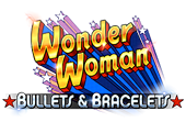 Wonder Woman Bullets and Bracelets