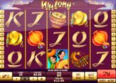 Wu Long Slot Machine