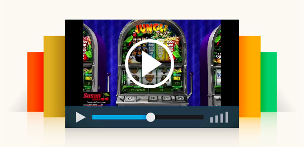 Classic Slot Action - Jungle Boogie Online Slots Review