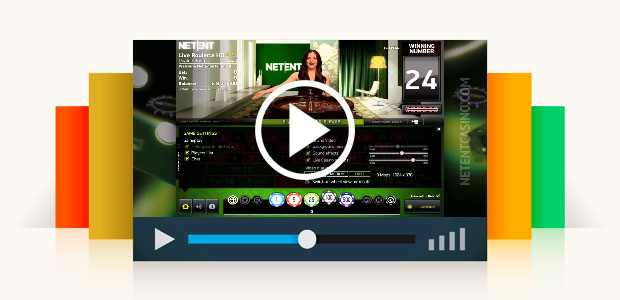 Netent Live Casino Hd Roulette by Netent Casino (net