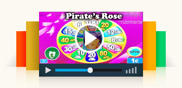 Pirate Princess Slot Machine