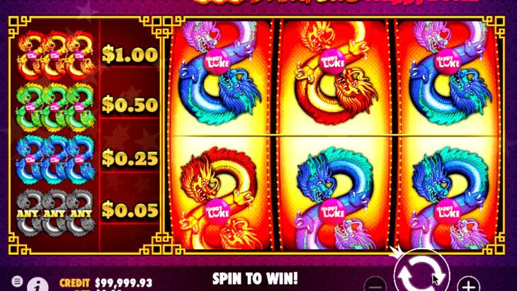 888 Casino Slot Games