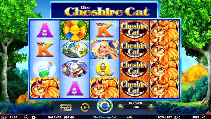 Play No Download Alice and the Red Queen Slots