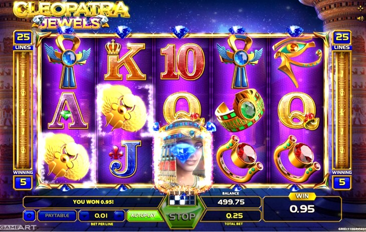 Free Online Slots Jewels
