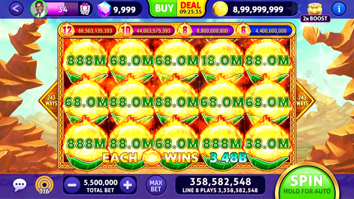 which casino game is most profitable Slot