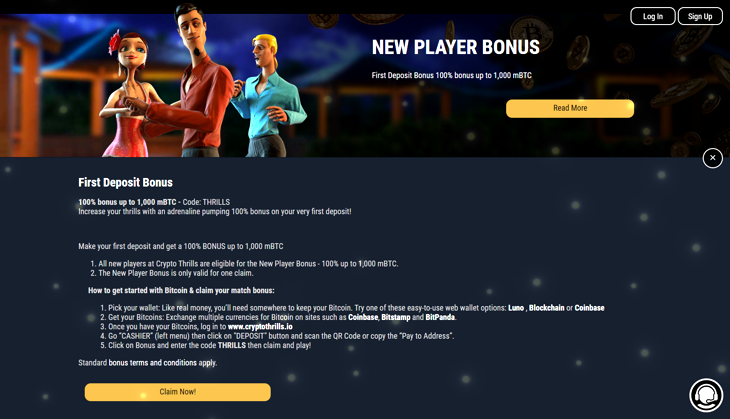 casino welcome bonus no deposit no wagering requirements