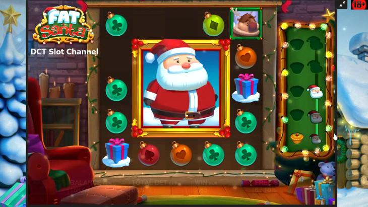 Fat Santa Game
