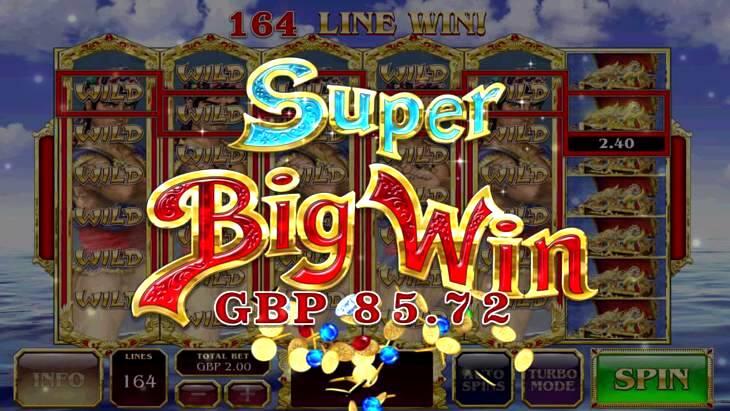 Sinbad`S Gold Slot Machine
