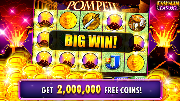 Free Vegas Casino Slot Game