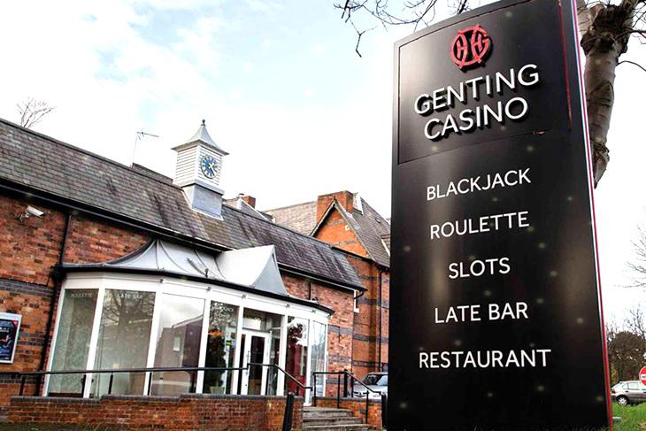 Genting casino dress code malaysia berhad