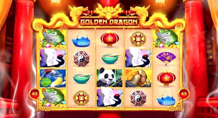 Golden Dragon, The
