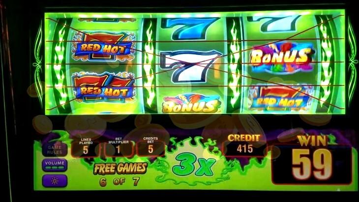 Hollywood Casino Columbus - Vault Legal Casino