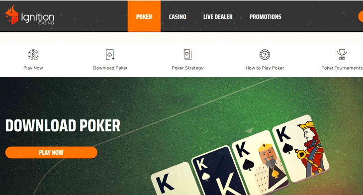 Ignition Casino Poker Reviews
