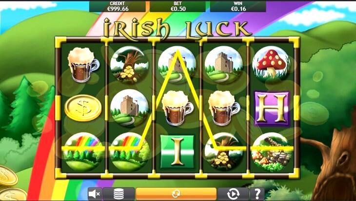 Pot o Luck Slot Machine