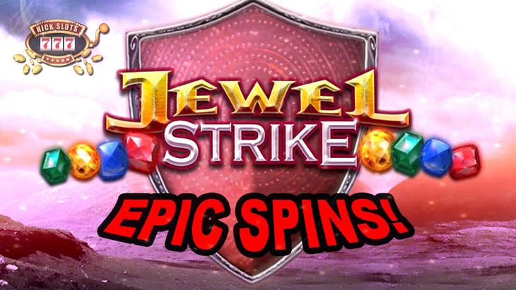 Jewel Strike Slot Machine