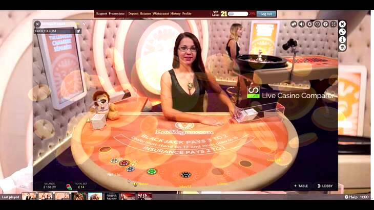 Leo Vegas Live Casino Review