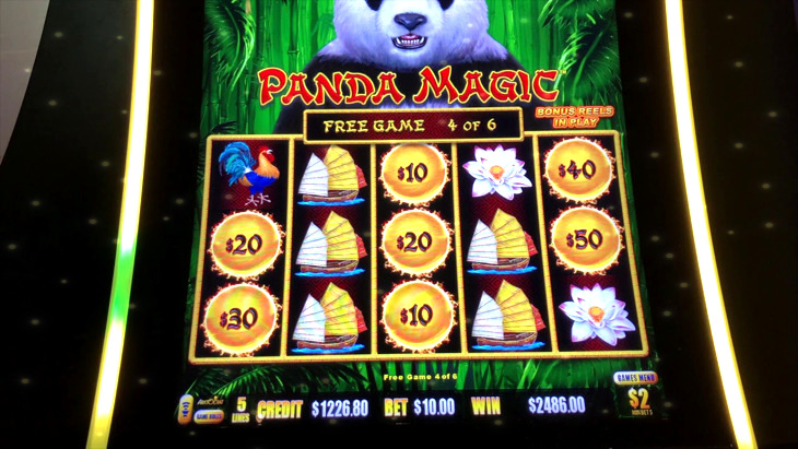 Magic Dragon Slot Machine