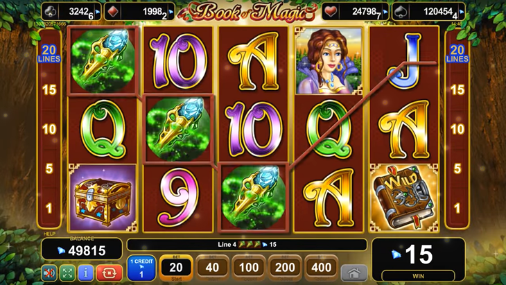 Play The Free Slot Love Machine With No Signup