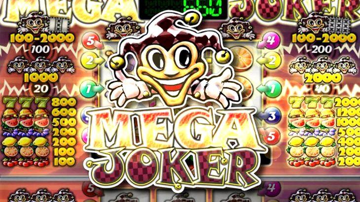 Mega Joker Slot in Risk-free Casino Gambling Sites
