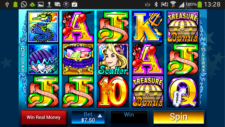 Mermaid Slot Games