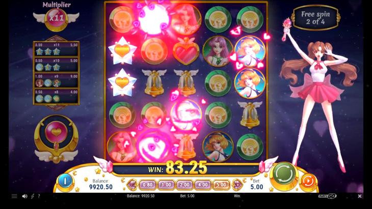 New Moon Princess Slot
